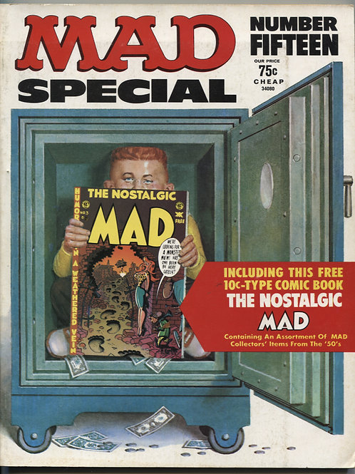 Mad Magazine Special #15