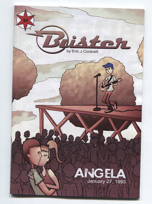 Eric Cockrell's Blister: Angela January 27, 1995