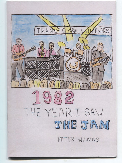 1982: the Year I Saw The Jam