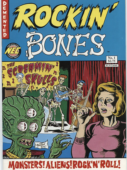 Darren Merinuk's Rockin' Bones #1