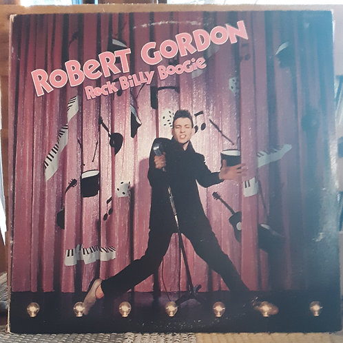 Robert Gordon: Rock Billy Boogie LP
