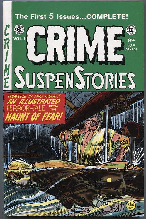 Crime Suspenstories Volume 1