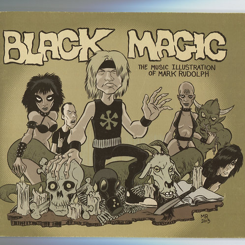 Black Magic: The Music Illustration of Mark Rudolph