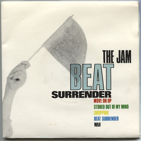 The Jam: Beat Surrender double 7""