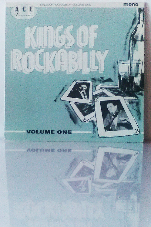 """Ace Records: Kings of Rockabilly Vol. 1 10"""""""