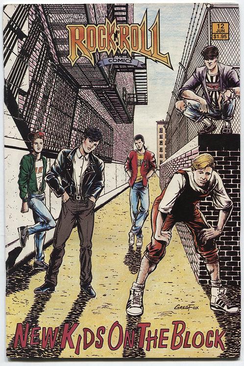 Rock 'N Roll Comics #12: New Kids On The Block
