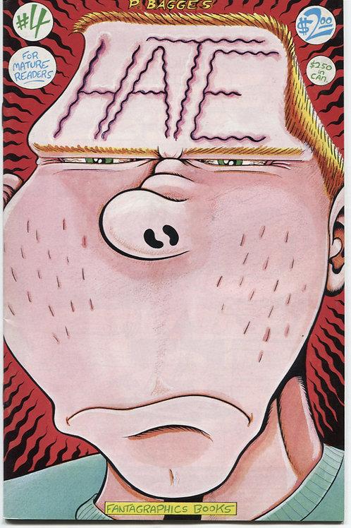 Peter Bagge's Hate #4