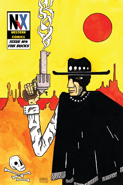 Nix Western Comics #4