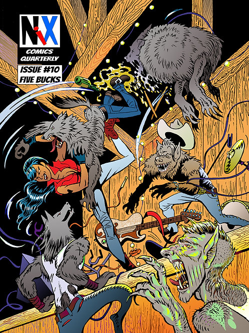 Nix Comics Quarterly#10
