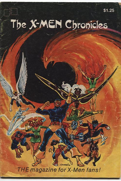 X-Men Chronicles #1