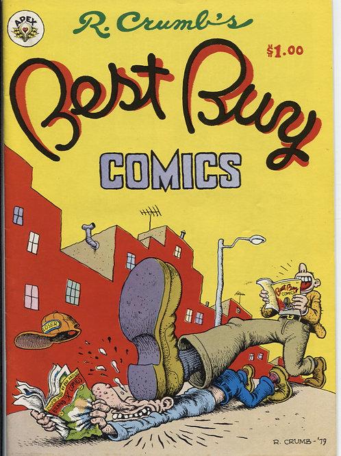 Best Buy Comics