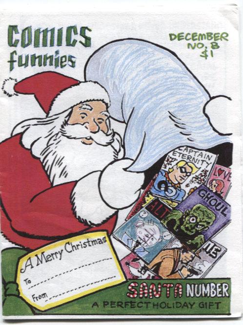 Bill Widener's Comics Funnies #8