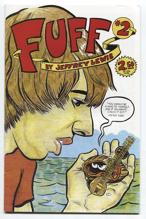 Jeffrey Lewis's Fuff #2
