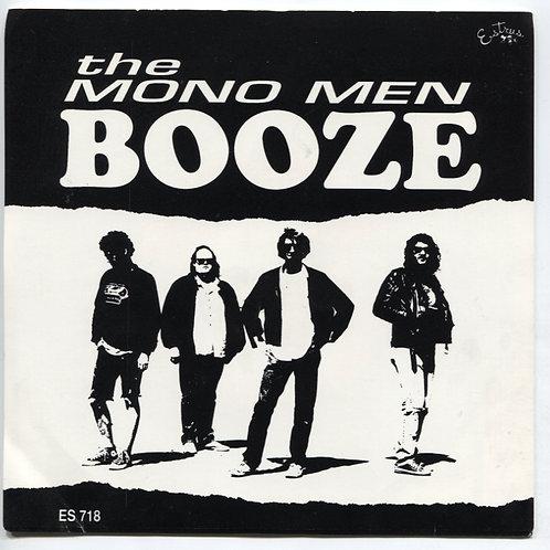 "Mono Men Booze 7"" Green Vinyl"