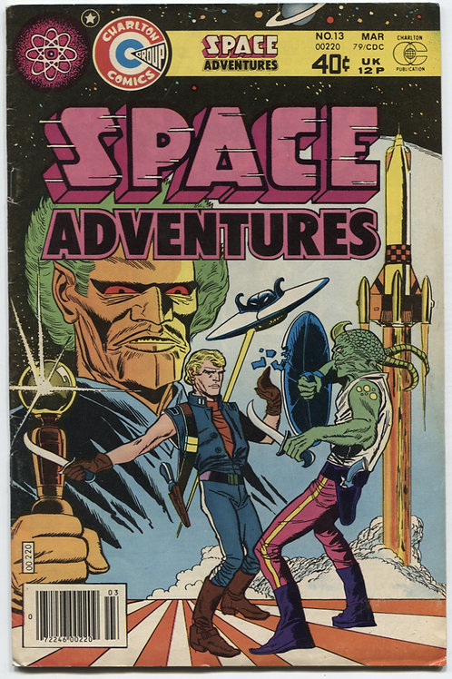 Space Adventures #13
