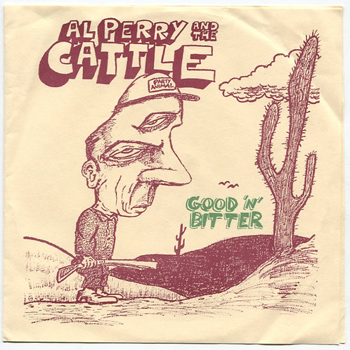 Al Perry & Cattle: Good N Bitter EP