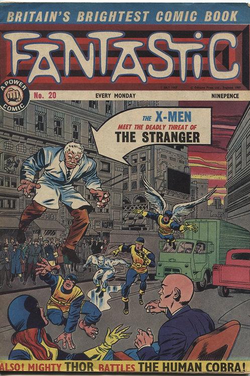 Fantastic Magazine #20