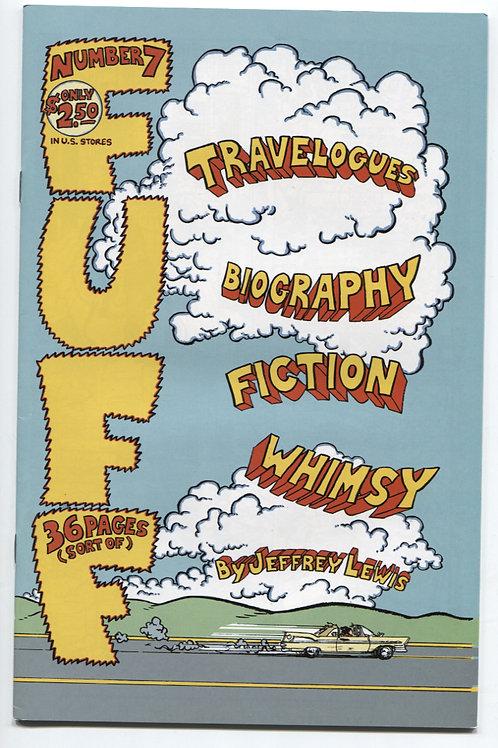 Jeffrey Lewis's Fuff #7