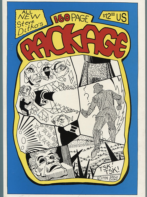 Ditko 160 Page Package