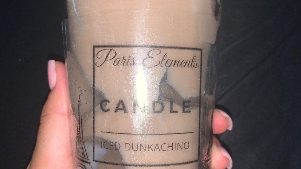 Iced Dunkachino Candle