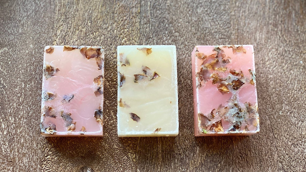 Rose Clay Soap Bar