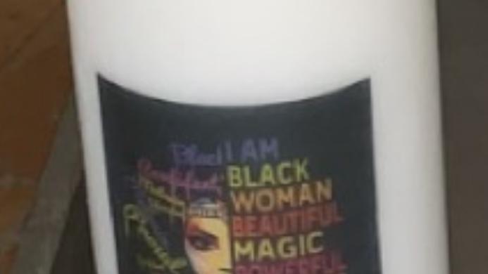 I Am Black Candle