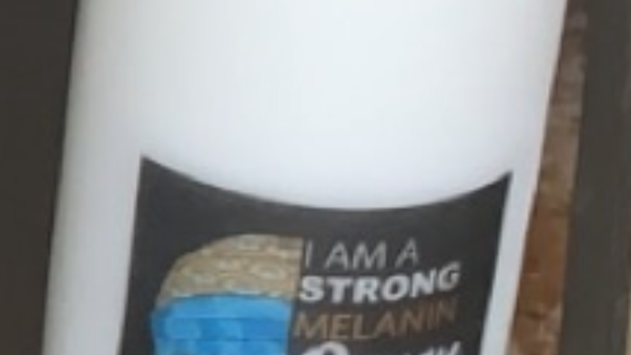 Strong Melanin Queen Candle