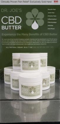 Extra Strength Dr. Joe's CBD Butter