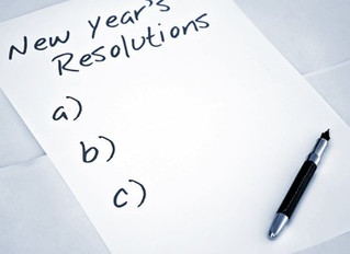 New Year's Resolutions: Tips for Success