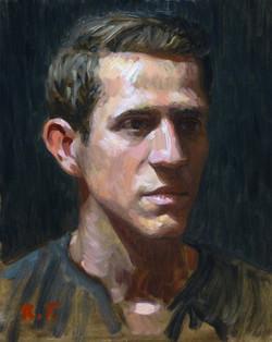 Portrait of I.
