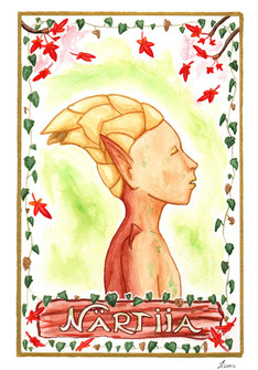 """närtiia"" - automne (saison flamboyante)"
