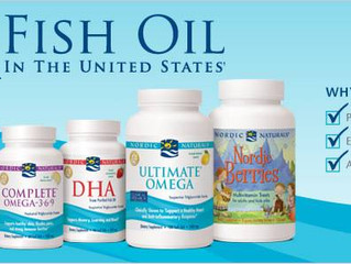 Nordic Naturals Now Available!