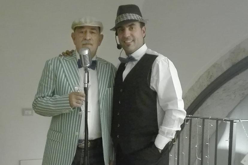 The Italian Swingin' Duo