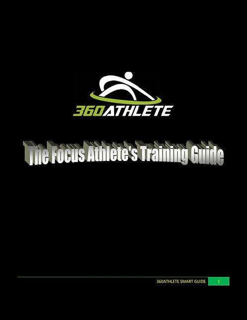 The Focus Athlete s Training Guide + 360Binocular Sticker