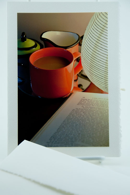 Coffee Culture - Coffee and a Book