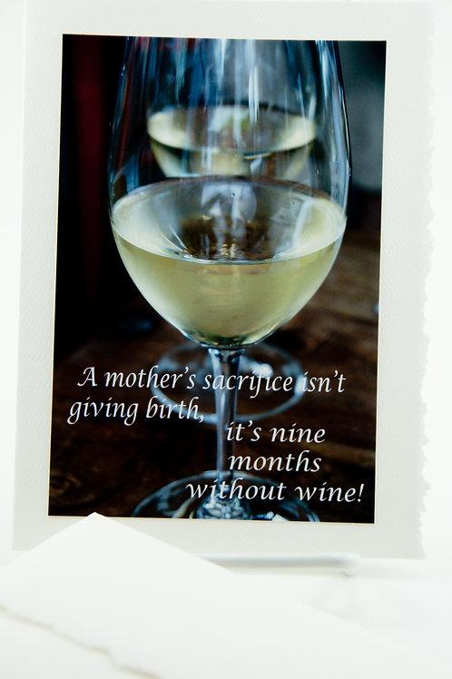 Booze Tales - Nine Months
