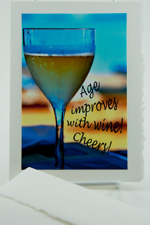 Booze Tales - Age Improves with Wine (white)