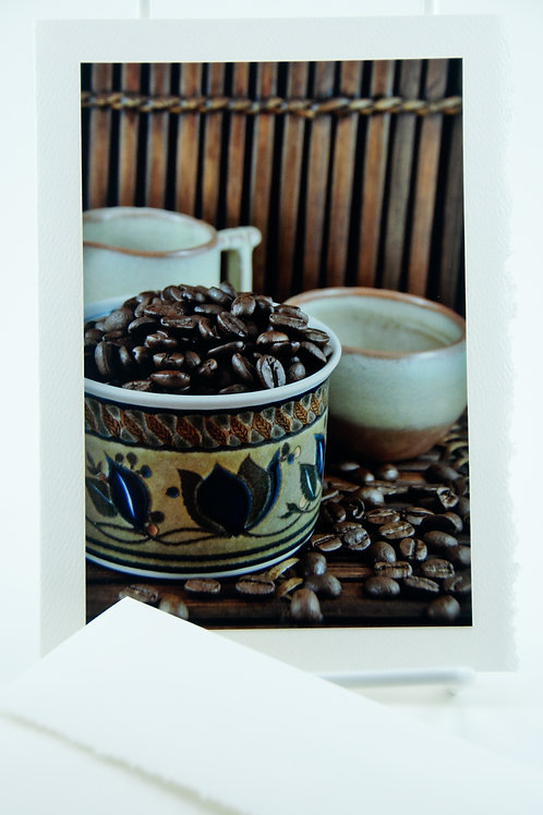 Coffee Culture - Cup of Beans