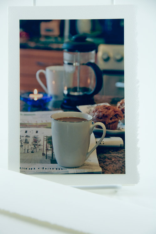 Coffee Culture - Coffee and Paper