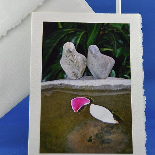 Lovey Doves in Stone