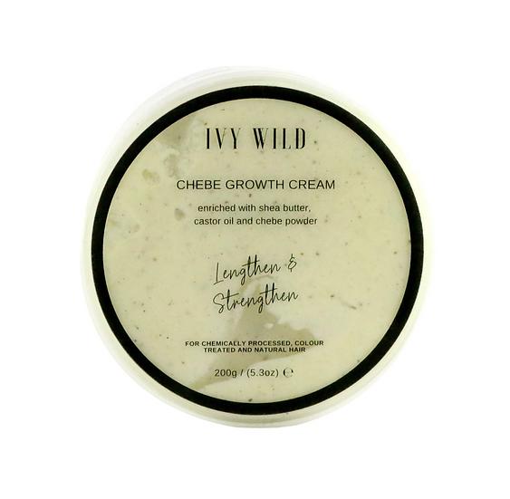 Ivy Wild - Chebe Growth Cream