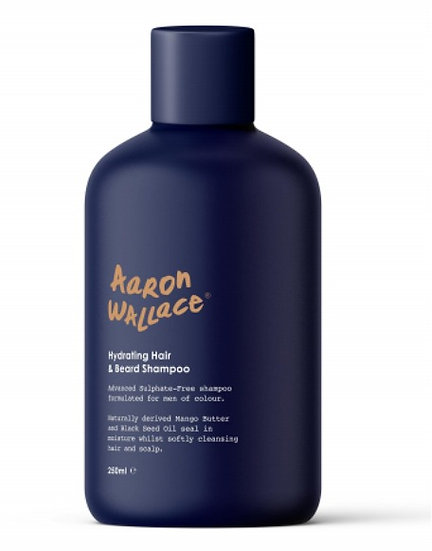 Aaron Wallace - Hydrating Hair & Beard Shampoo