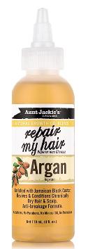 Aunt Jackie's Natural Growth Oil Blends Argan