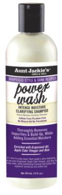 Aunt Jackie's Power Wash Shampoo