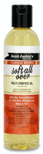 Aunt Jackie's Soft All Over - Multi-Purpose Oil