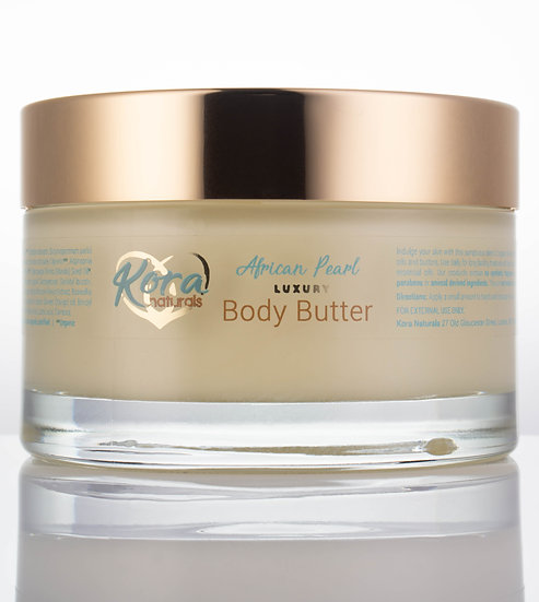 Kora Naturals - African Pearl Luxury Body Butter