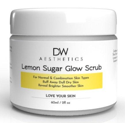 DW Aesthetics - Lemon Glow Body Scrub