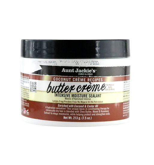 Aunt Jackie's Butter Creme Intensive Moisture Sealant