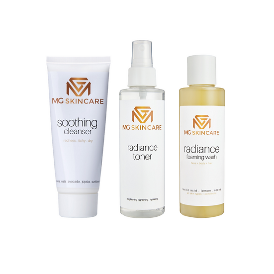MG Skin Care Cleansing Set 1