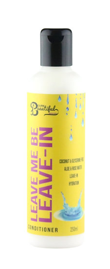BBN - Leave Me Be Leave-In Conditioner (Silicone-Free)